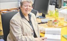 Landesbischöfin a. D. Ilse Junkermann