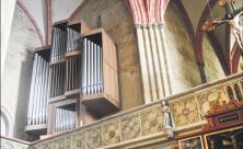 Orgel Dom Meissen