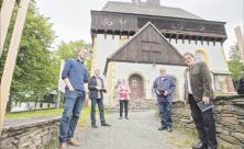 Wehrkirche                     <div class=