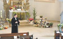 Erntedankgottesdienst Stolpen Heurich