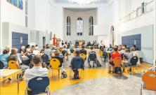 Evangelisches Forum                     <div class=