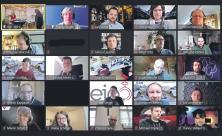Videokonferenz                     <div class=