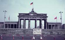 Berliner Mauer Brandenburger Tor