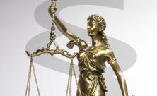 Justitia Recht Gericht