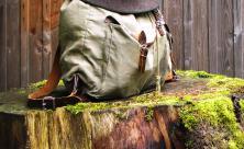 Wandern Rucksack Hut