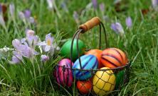 Ostern in Sachsen