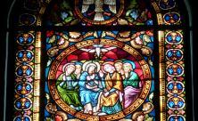 Symbolbild Kirchenfenster