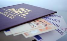 Kirchensteuer Bibel Geld