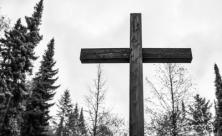 Kreuz Erinnerung Krieg