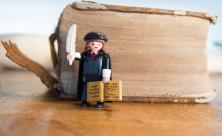 Martin Luther Playmobil Bibel