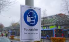 Maskenpflicht Lockdown verlängert Februar