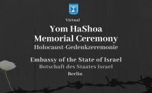 Israel in Deutschland Holocaustgedenktag YomHashoa