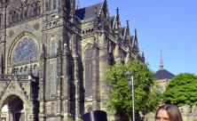 WGT Leipzig 2017 Mareike Greb Gothic Christ Peterskirche