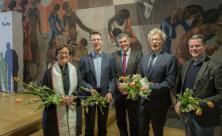 EHS Dresden Vorstand 2018