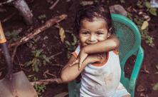 Moria Kinder aufnehmen Alibihandlung