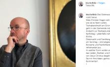Landesbischof Tobias Bilz Instagram
