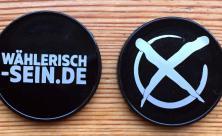 Bundestagswahl 50 000 Chips für Einkaufswagen