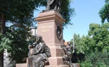 Mendelssohn-Denkmal © Stadt Leipzig