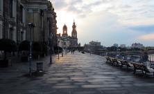 Pegida Dresden Corona Kontaktbeschränkungen
