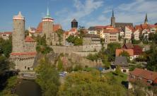 Stadtansicht Bautzen