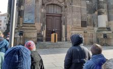 Kreuzkirche Dresden Namenslesung