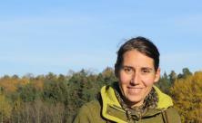 Pfarrerin Sarah Zehme startet die Veranstaltungsreihe am Sonntag.