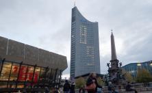 Lichtfest 2019 in Leipzig