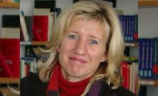 Autorin und ehemalige Weltklassesprinterin Ines Geipel