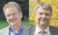 Johannes Bilz Karsten Loderstädt Freiberg Superintendent