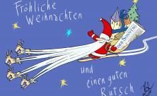 Der Sonntag wünscht frohe Weihnachten