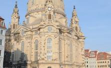 Die Dresdner Frauenkirche soll auch weiter offen für Besucher sein © S. Giersch