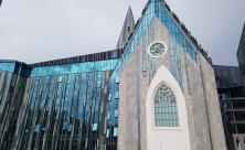 Universitätskirche Leipzig eröffnet Uwe Naumann