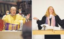 ökumenischer Gottesdienst Kirchentag 2021 Frankfurt
