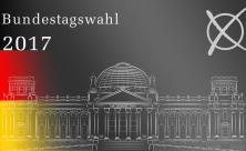 Plakat zur Bundestagswahl 2017