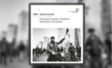 Zeitenwende Friedliche Revolution online Internet Ausstellung