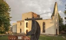 Kirchenruine Zöbigker
